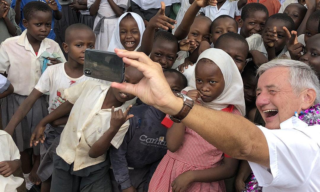 Abenteuer-Delegationsreise zur Schuleröffnung nach Afrika